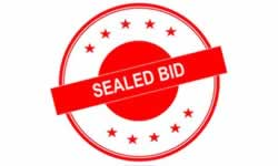 sealed bid sale